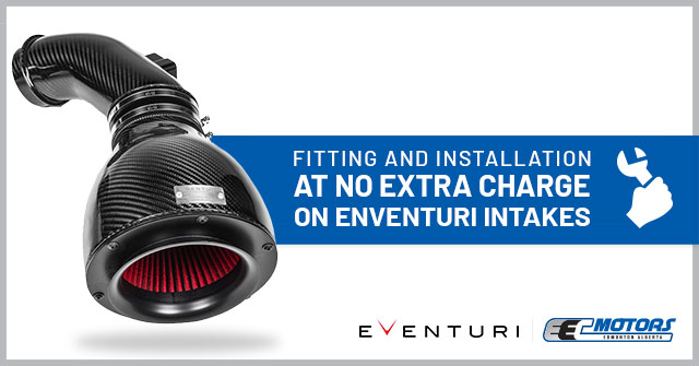 Your Source for Eventuri Intake Systems in Edmonton