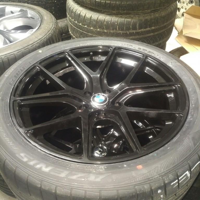 BMW 20 INCH WHEELS