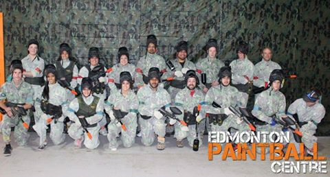 Staff Paintball