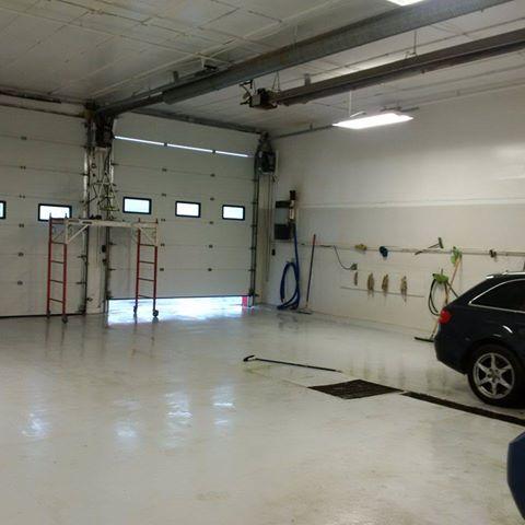 EEC Motors Renovation